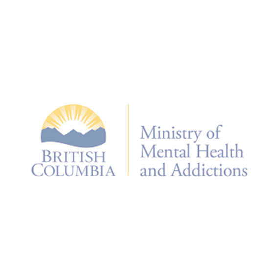Ministry of Mental Health and Addictions Logo