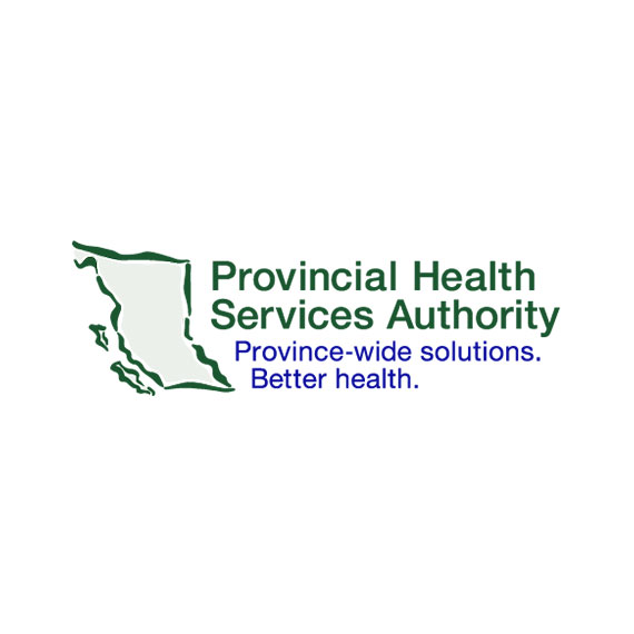 Provincial Health Services Authority Logo, Full Res