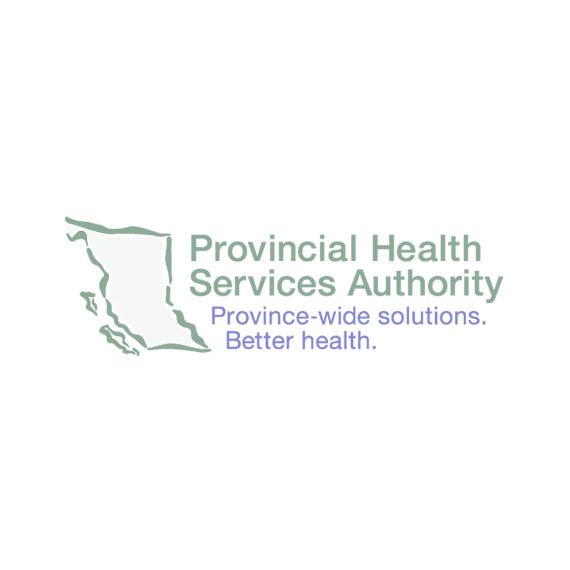 Provincial Health Services Authority Logo