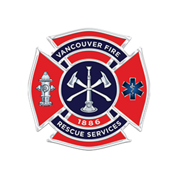 Vancouver Fire Rescue Services Logo, Full Res
