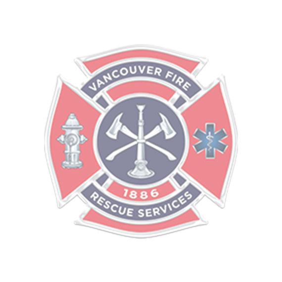 Vancouver Fire Rescue Services Logo