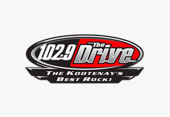 102.9 The Drive Logo