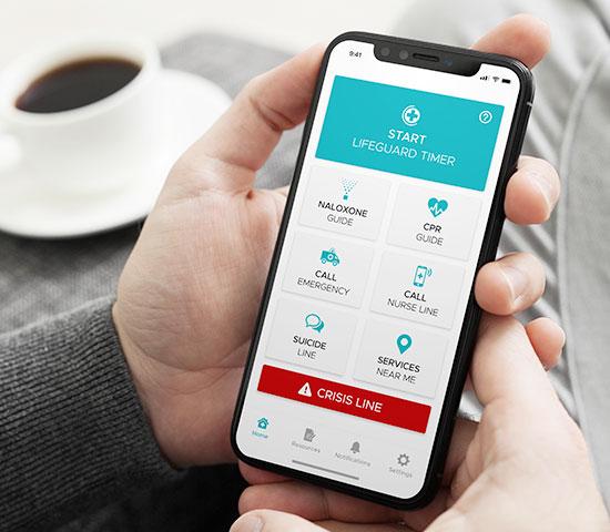 Lifeguard DH App Features