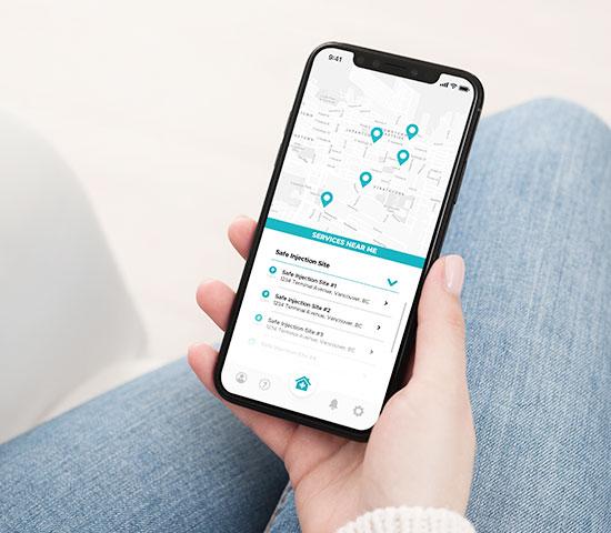 Lifeguard DH App Features 3